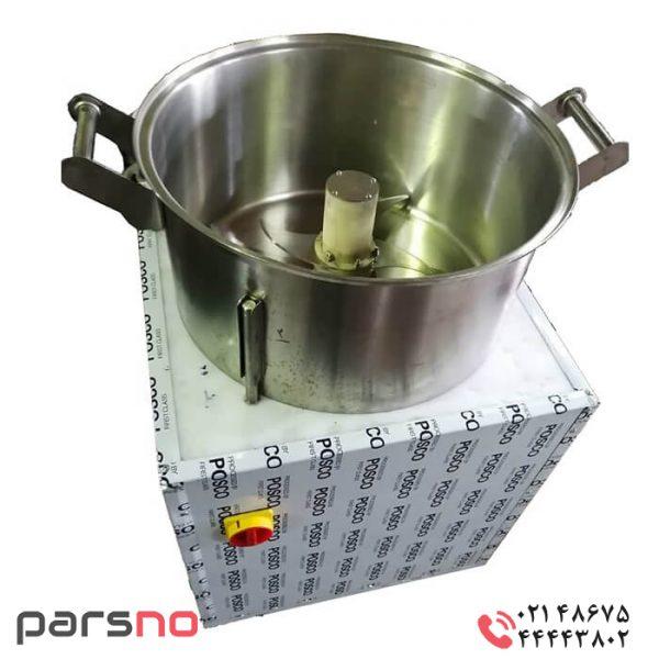 غذاساز صنعتی ۱۲ لیتری نمونه